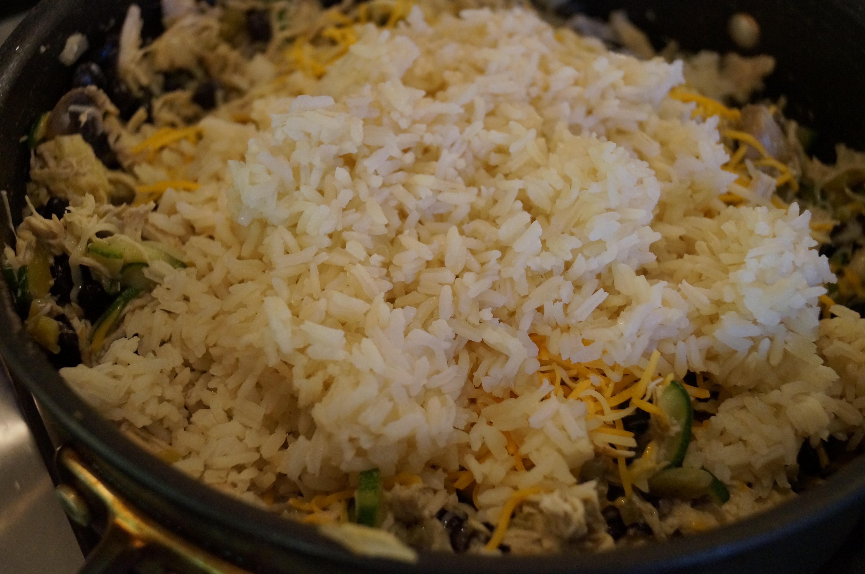 Black beans white rice 3